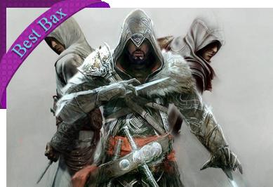 مجموعه پوستر های assassins creed